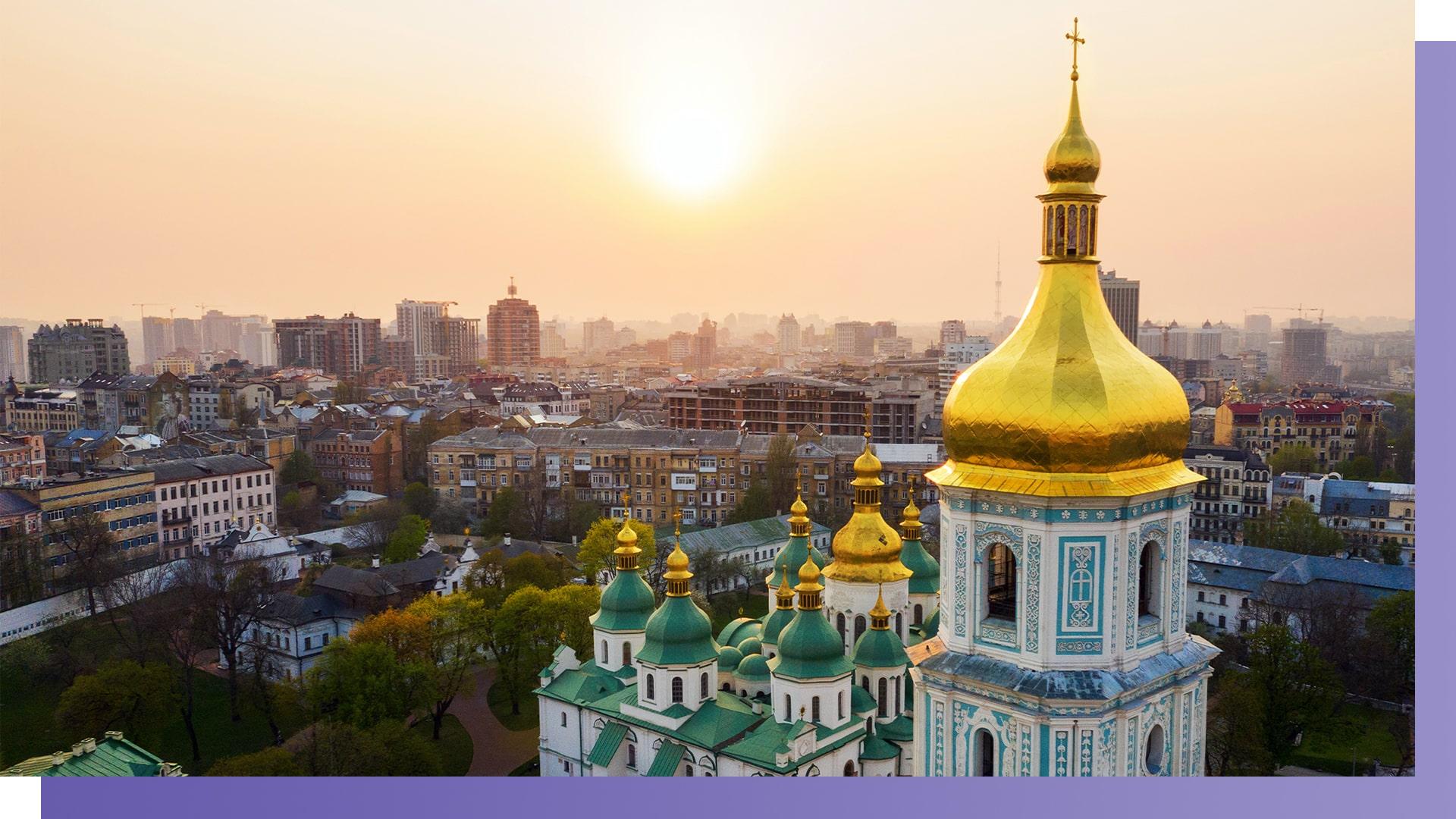 ukraine tourist attractions